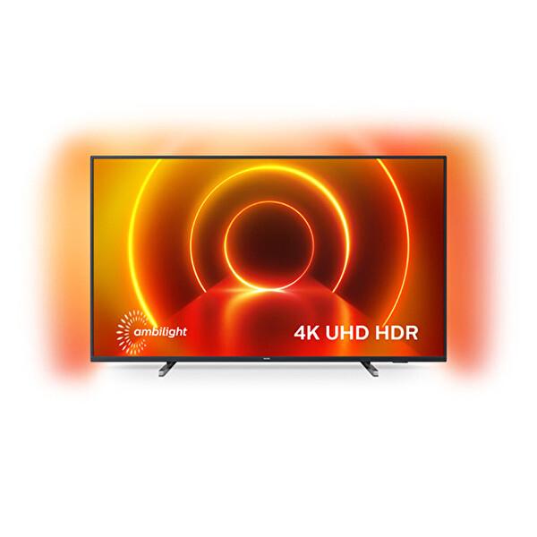 "Philips 43PUS7805/62 43"" 108 Ekran Ambilightlı 4K UHD Smart TV ( OUTLET )"