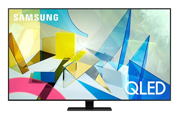 """Samsung 55Q80T 55"""" 138 Ekran 4K UHD QLED TV ( OUTLET )"""