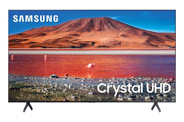 "Samsung 75TU7100 75"" 190 Ekran 4K CRYSTAL UHD TV"