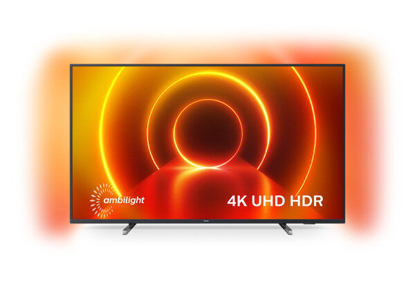 "Philips 55PUS7805/62 55"" 139 Ekran Ambilightlı 4K UHD Smart TV"