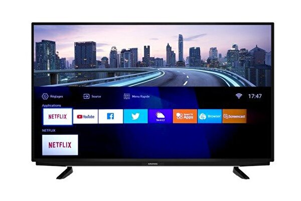 "Grundig 55GEU7900B 55"" 139 Ekran 4K UHD Smart TV ( OUTLET )"