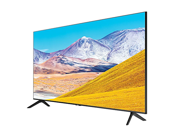 "Samsung UE65TU8000UXTK 65"" 163 Ekran 4K CRYSTAL UHD TV"