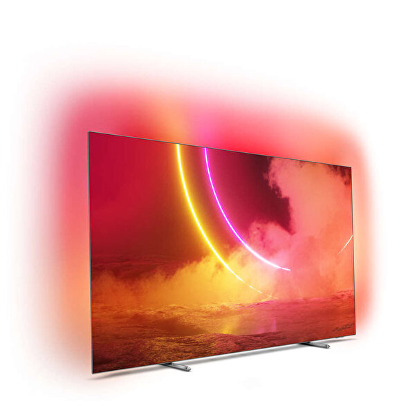 """Philips 65OLED805/12 65"""" 164 Ekran Ambilightlı 4K UHD OLED Android TV"""