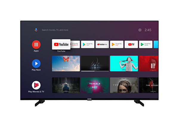 """Vestel 50UA9600 50"""" 126 Ekran 4K UHD Android Smart TV"""