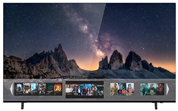 "Dijitsu 55DS8800 55"" 140 Ekran İnce Metal Çerçeve UHD Smart TV ( OUTLET )"