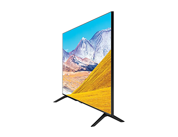 "Samsung 85TU8000 85"" 214 Ekran 4K CRYSTAL UHD TV"