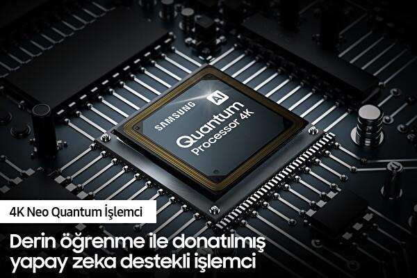 "Samsung 65QN85 65"" 163 Ekran 4K Neo QLED TV"