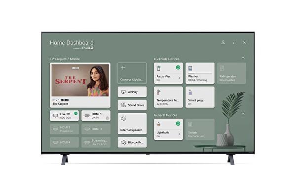 """LG 65NANO756 65"""" 165 Ekran 4K UHD Nanocell TV"""