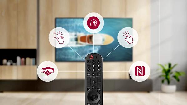 """LG 75NANO756 75"""" 195 Ekran 4K UHD Nanocell TV"""