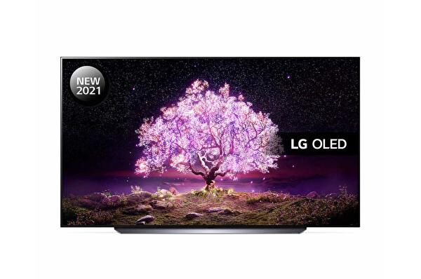 LG OLED83C14LA.APD 83 210 Ekran 4K UHD OLED TV