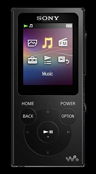 Sony NWE394B.CEW Siyah MP3/MP4 Player