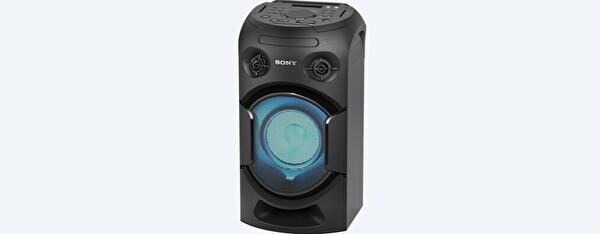 Sony MHC-V21D Bluetooth NFC Hi-Fi DVD Parti Müzik DJ Efekt Müzik Yüksek Güçlü Ses Sistemi