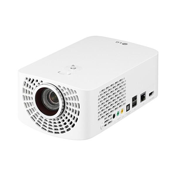 LG PF1500G ,FULL HD 1080p, 1400 LUMEN, 150.000 KONTRAST, 30.000 SAAT LAMBA ÖMRÜ, HDMI, BLUETOOTH, WIRELESS PROJEKTÖR