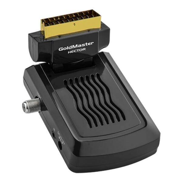 DigiMaster HECTOR Mini Scart Uydu Alıcısı ( OUTLET )