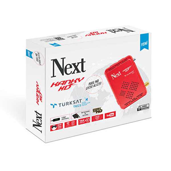 Next Kanky HD Uydu Alıcısı