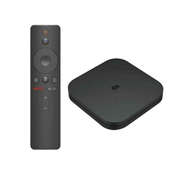 Xiaomi Mi Box S 4K Android Tv Box Media Player HDr Dolby Dts Chromecast