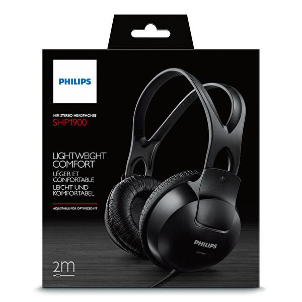 Philips SHP1900 Siyah Kulak Üstü Kulaklık