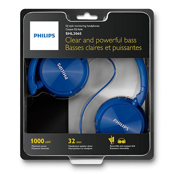 Philips Shl3060Bl/00 Dj Kulaklık
