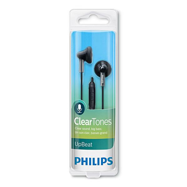 Philips SHE3015 Siyah Mikrofonlu Kulaklık