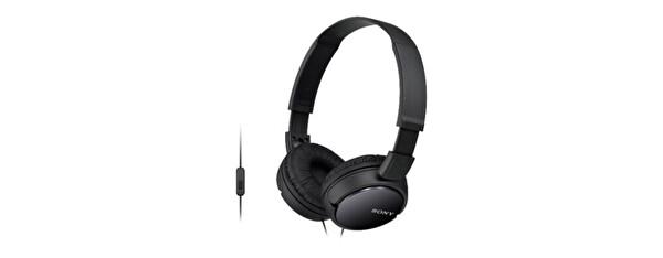 Sony MDRZX110APB Kulak Üstü Mikrofonlu Kulaklık Siyah