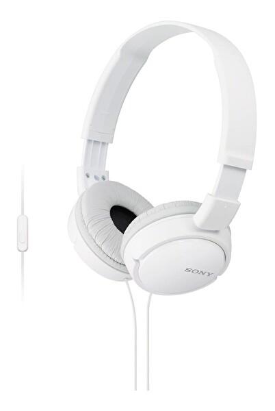 Sony MDRZX110APW Kulak Üstü Mikrofonlu Kulaklık Beyaz
