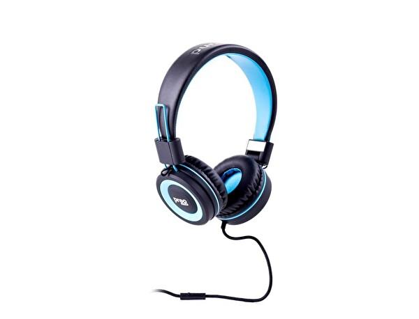 Preo My Sound Ms05 Kulaküstü Kulaklık - Reflex Mavi