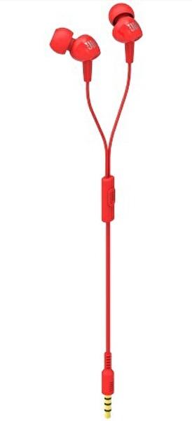 Jbl C100 Kulak İçi Kulaklık Kırmızı