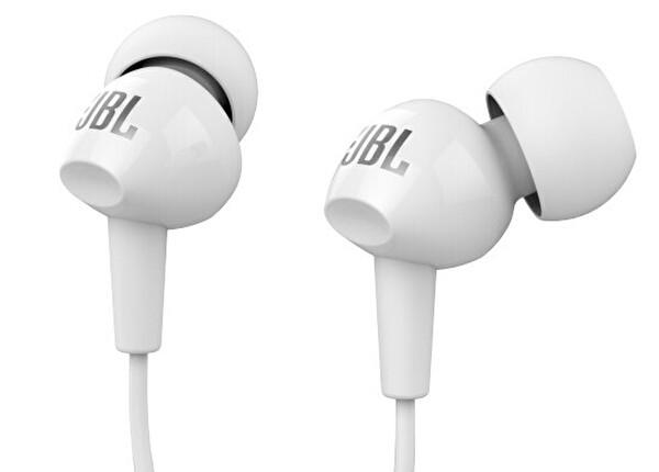 Jbl C100 Kulak İçi Kulaklık Beyaz
