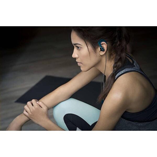 Philips Shq3405Bl/00 Sport Kulakiçi Kulaklık Mikrofonlu - Mavi