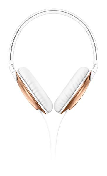 Philips Shl4805Rg Flite Mikrofonlu Beyaz Kulak Üstü Kulaklık