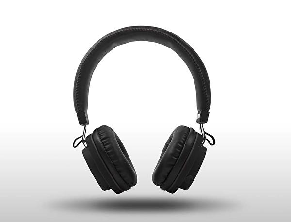 Preo My Sound Ms06 Bluetooth Kulak Üstü Kulaklık Siyah