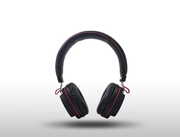 Preo My Sound Ms06 Bluetooth Kulak Üstü Kulaklık Kırmızı