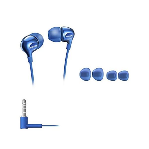 Philips She3700Bl/00 Kulakiçi Kulaklık - Mavi