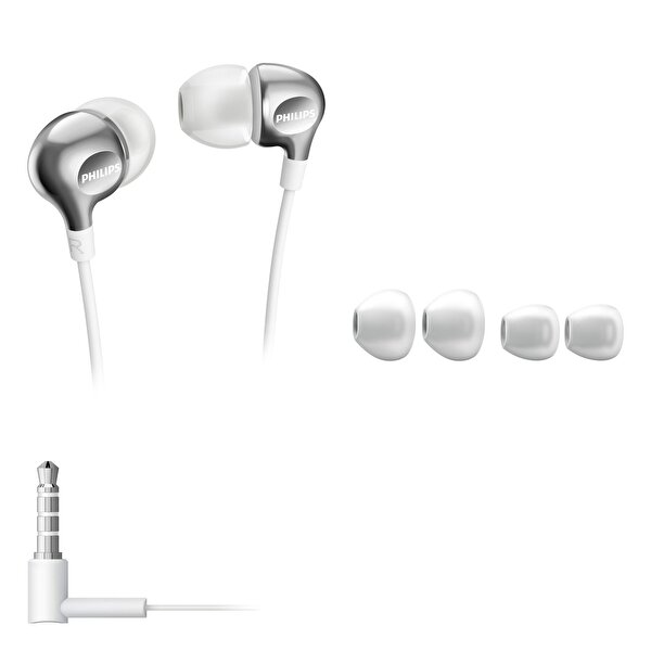 Philips SHE3700Wt/00 Beyaz Kulakiçi Kulaklık