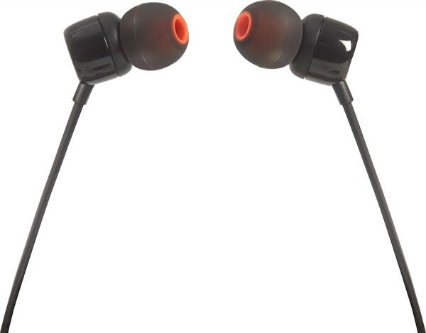 Jbl T110 Mikrofonlu Siyah Kulak içi Kulaklık