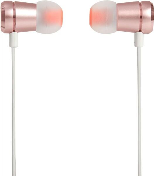 JBL T290 Mikrofonlu Kulak İçi Kulaklık - Altın