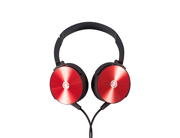 Preo My Sound MS09 Kulakustu Kulaklık Kırmızı