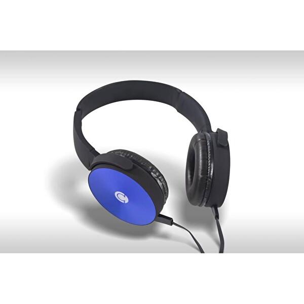 Preo My Sound Ms09 Kulakustu Kulaklık Mavi