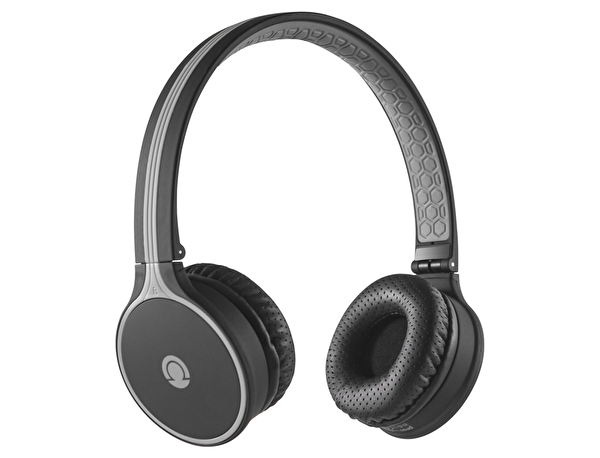 Preo My Sound Ms08 Kablosuz Mansonlu Bt Kulaküstü Kulaklık Gri