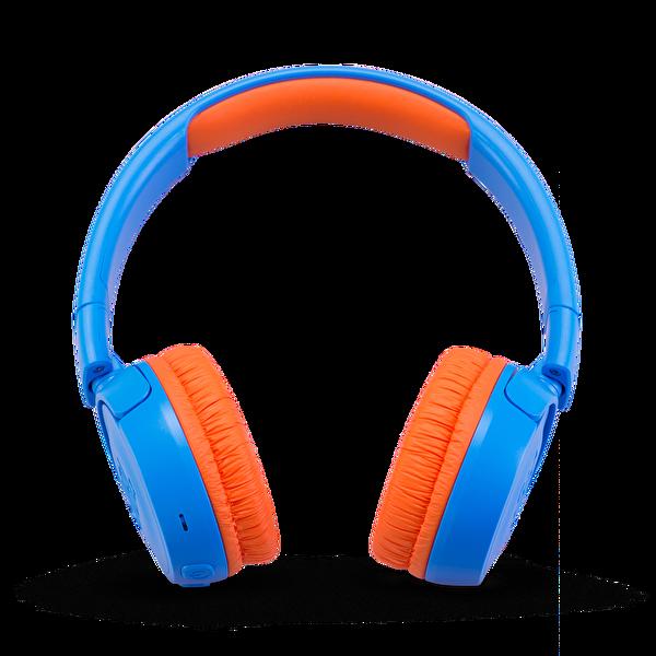Jbl Jr300Bt Bluetooth Kulaküstü Çocuk Kulaklığı Mavi/Turuncu