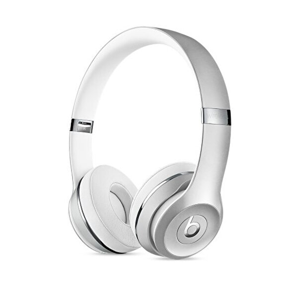 Beats MNEQ2ZE/A Solo3 Wireless Gümüş Kulak Üstü Kulaklık