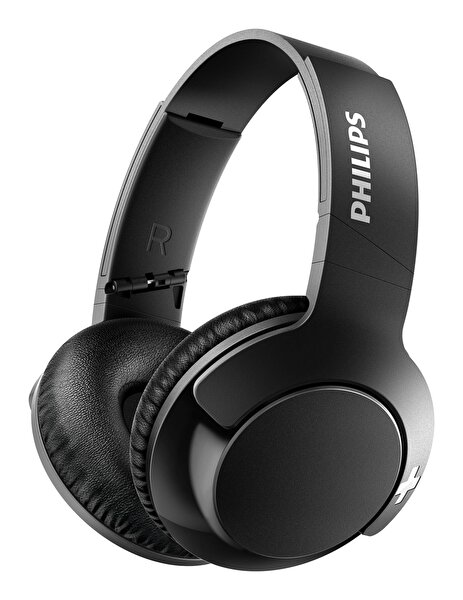 PHILIPS SHB3175BK/00 BASS+  KAFABANTLI BLUETOOTH KULAKLIK SİYAH ( OUTLET )