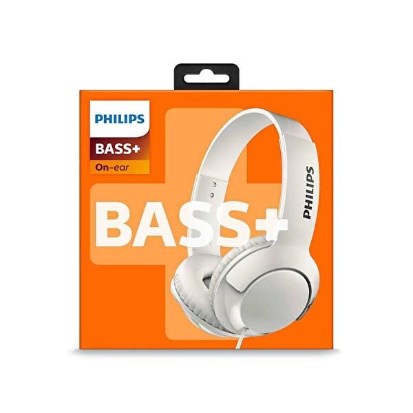 Philips Shl3070Wt/00 Bass+ Kafabantlı Kulaklık Beyaz