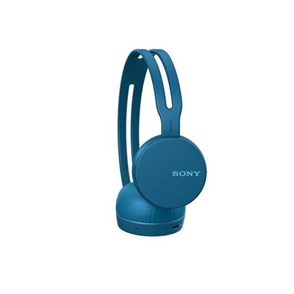 Sony Whch400L.Ce7 Stereo Bluetooth Kulaklık (Mavi)