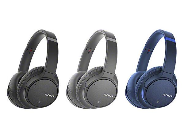 Sony WH-CH700NB.CE7 Wireless Bluetooth Kulak Üstü Kulaklık