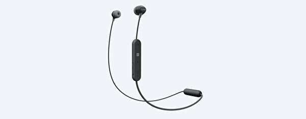 Sony Wı-C300 Kablosuz Kulak İçi Kulaklık Siyah