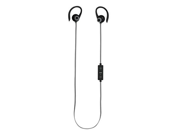 Preo My Sound MS14 Kulak İçi Kablosuz Spor Kulaklık Siyah