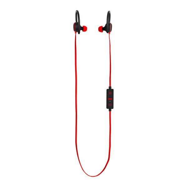 Preo My Sound MS14 Kulak İçi Kablosuz Spor Kulaklık Kırmızı