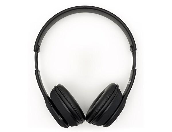 Preo My Sound MS15 Kulak Üstü Kablosuz Bluetooth Kulaklık Siyah