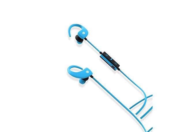 Preo My Sound Ms12 Bt Kulak İçi Kablosuz Spor Kulaklık Mavi